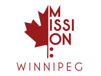 Mission Winnipeg Tee Logo
