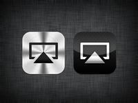 Airplay icon variations