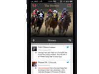 Kentucky Derby: DerbyMe Curated Twitter Feed
