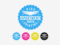 Bird Apartment Printing
