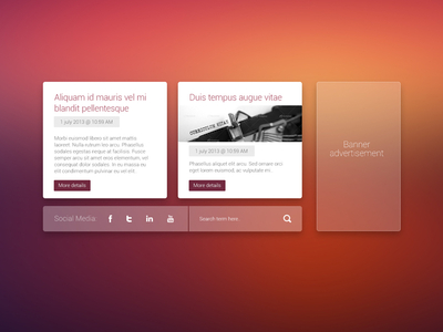 Download Metro Style Content Freebie