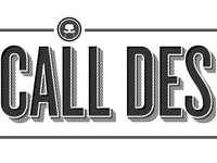 Mr Call Designs Logo Revision
