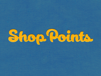 Shop Points