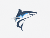 Mako shark — Release tournament wear