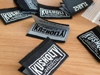 KUSHQLTY - Manufactured Size Labels