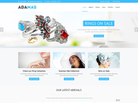 Adamas - Ecommerce Wordpress Theme
