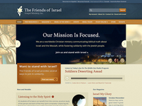 Friends of Israel Homepage