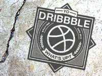 Yo Dribbble, What's Up?