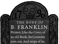 Ben Franklin's Epitaph