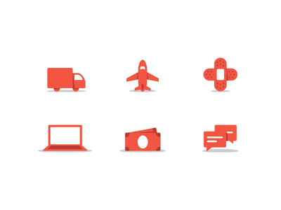 Designer Fund (Bridge) Icons