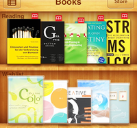 Book app: books