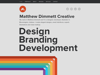 Matthew Dimmett Creative: Home