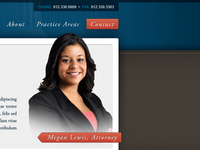Lewis Law LLC Redesign Update