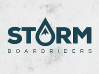 Storm Boardriders Logo