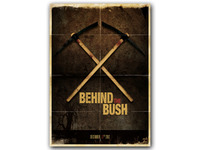 Behind The Bush • Movie Poster