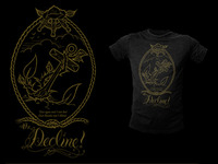 The Decline! • T-shirt Design