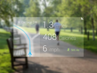 Google Glass - Running App (WIP)