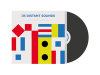 The Distant Sounds - LP Cover