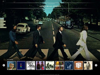 Abbey Road Studios Homepage Redesign