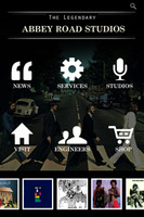 Abbey Road Studios Mobile App