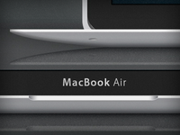 Macbook Air Pro Detail
