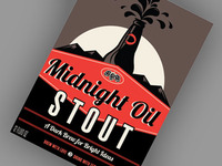 Midnight Oil Stout