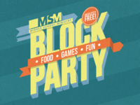 Middle School Block Party
