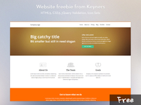 Website freebie