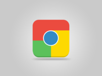 Chrome Icon - Freebie