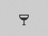 Wine Glass - Icon