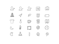 Hand Drawn Icons 1.1 Update