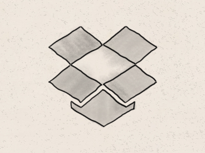 Hand-drawn-dropbox-logo