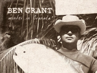 Ben Grant - Winter in Granada Album Cover