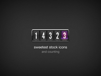 14000+ sweetest stock icons