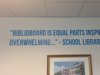 Quote from School Library Journal