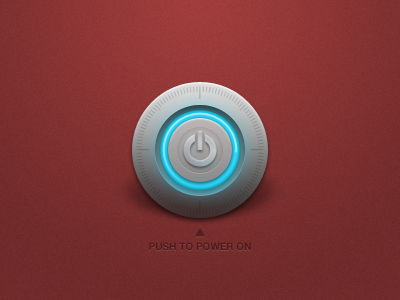 Electric-button