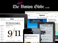 Bostonglobe.com Design