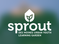 Sprout Logo Reversed