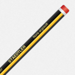 Pure CSS3 Staedtler Pencil