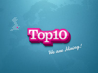 Top10 is Hiring!
