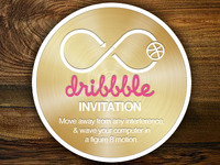 Dribbble Invite (take two)