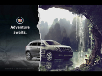 Cadillac - Adventure Awaits