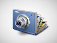 Application Icon for FlippingBook Photographer