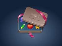 Iconka Candy Box