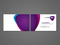 Small Biz SEO Business Card