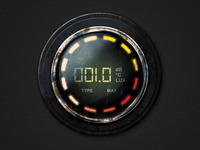 Digital Gauge WIP