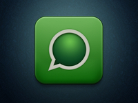 Whatsapp Redesign - Icon v2
