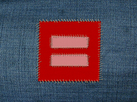 Human Rights Campaign - Marriage Equality Patch