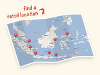 Retail Location Map