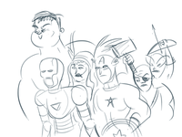 The Derpy Avengers